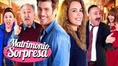 Matrimonio por sorpresa - Capítulos completos en español